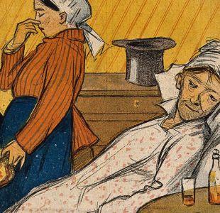 La época en que los médicos estaban en contra de los laboratorios y los estetoscopios