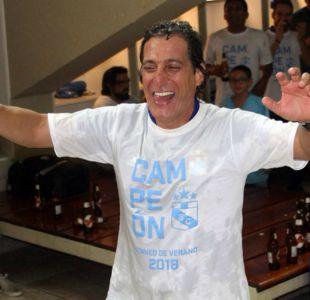 El título de Mario Salas junto a Sporting Cristal en el Torneo de Verano en Perú