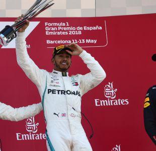 Lewis Hamilton conquista el GP de España y consolida su liderato en la Fórmula 1