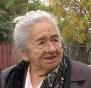 [VIDEO] Mujer celebra sus 100 años en el Día de la Madre