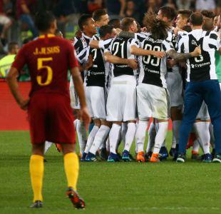 Reyes de Italia: Juventus iguala con Roma y conquista su séptima Serie A consecutiva