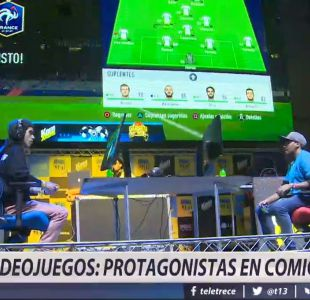 [VIDEO] Videojuegos: protagonistas en Comic Con 2018