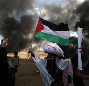 [VIDEO] Al menos 59 muertos en manifestaciones en frontera de la Franja de Gaza