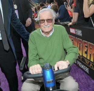 El emocionante mensaje de Stan Lee a su madre tras obtener el control de sus redes sociales