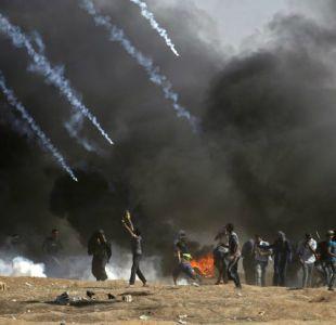Franja de Gaza: Gobierno de Chile condena uso desproporcionado de la fuerza en manifestaciones