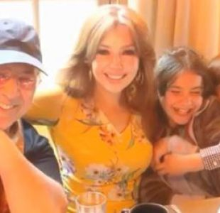 [VIDEO] El increíblemente lujoso regalo que recibió Thalía para el Día de la Madre