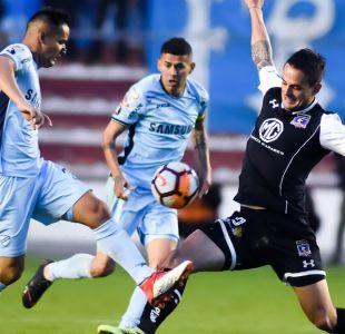 Colo Colo recibe a Bolívar con la obligación de ganar para seguir vivo en la Libertadores