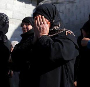 Palestinos realizan huelga y jornada de duelo en Gaza