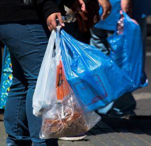 Las Condes puso fin a las bolsas plásticas este jueves