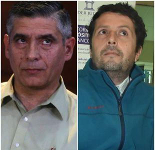 Operación Huracán: Fijan para el 9 de julio formalización de ex general Blu y Álex Smith