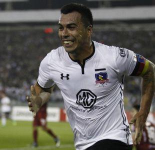 [VIDEO] Esteban Paredes se convierte en el máximo goleador chileno en Copa Libertadores