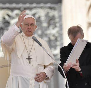 Papa Francisco está muy preocupado por la espiral de violencia en Oriente Medio