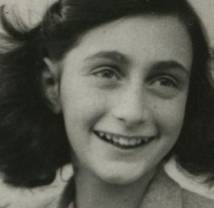 Los chistes verdes de Ana Frank descubiertos en dos páginas ocultas de su diario