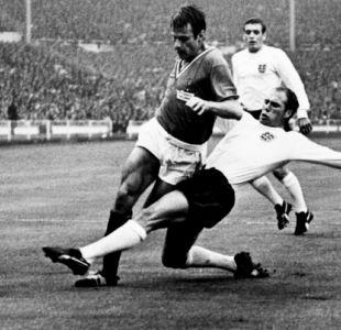 Fallece Ray Wilson, campeón del mundo con Inglaterra en 1966