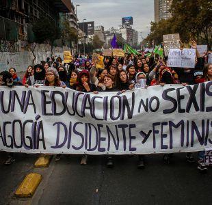 [FOTOS] Las consignas que se tomaron la marcha contra la violencia de género