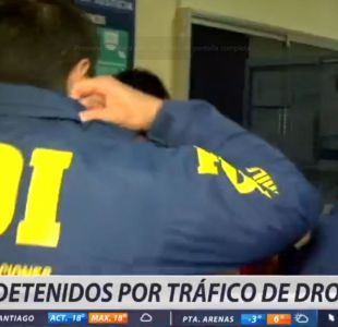 [VIDEO] Formalizan a ocho familiares de niña secuestrada en Licantén