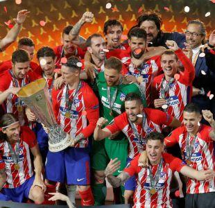 [VIDEO] Atlético se enfrentará a Real Madrid o Liverpool en la Supercopa de Europa