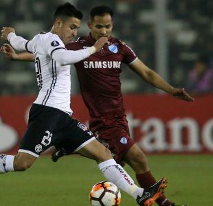 [VIDEO] Buena noticia para Colo Colo: Baeza podrá estar ante Atlético Nacional