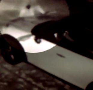 [VIDEO] Exclusivo: El registro clave de mortal asalto en Lo Barnechea