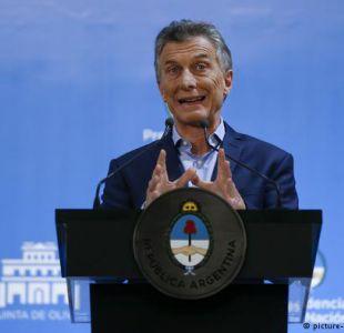 Macri da por superadas las turbulencias financieras en Argentina