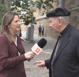 [VIDEO] Cardenal Errázuriz niega encubrimiento: Investigué a Karadima