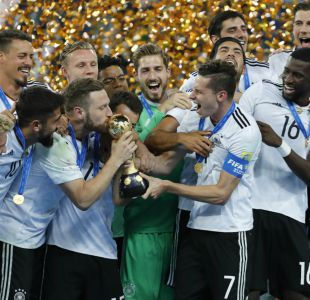 Ranking FIFA: Alemania continúa como líder a menos de un mes del mundial Rusia 2018