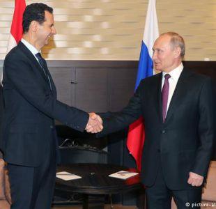 Putin exige retirada de tropas extranjeras de Siria