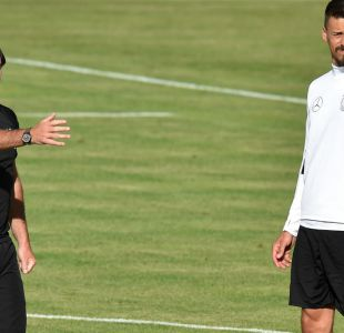 [VIDEO] La dura respuesta de Löw a Wagner tras molestia del delantero por quedar fuera del Mundial