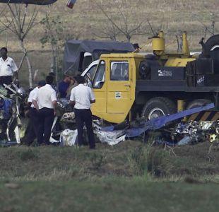 Los peores accidentes aéreos de la historia de Cuba
