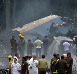 [VIDEO] El registro de la explosión del avión en La Habana