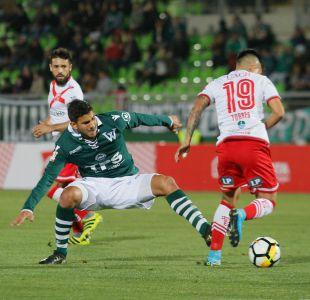 Wanderers volvió a perder y acecha el fantasma de la Segunda División