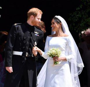 ¿Qué le dijo el Príncipe Harry a Meghan Markle cuando llegó al altar?