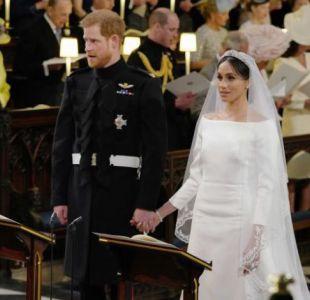 [VIDEO] La boda real que rompió los esquemas