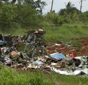 Encuentran caja negra del avión cubano que se estrelló en La Habana y actualizan número de víctimas