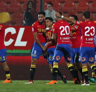 [Minuto a Minuto] Unión Española remontó y venció 3 a 2 a Colo Colo