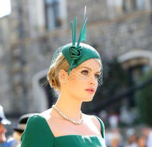 [FOTOS] La sobrina de Lady Di que se robó todas las miradas durante la boda real