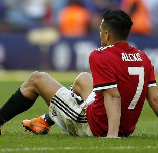 Los mensajes con que los hinchas del Arsenal se burlaron de la final perdida por Alexis