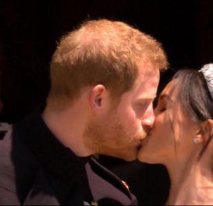[VIDEO] Así fue la fiesta tras la boda real
