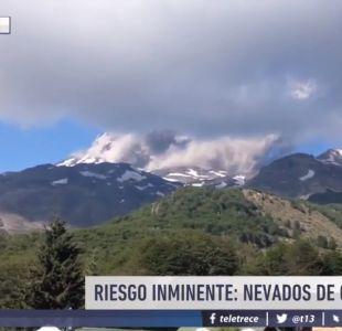 [VIDEO] Riesgo inminente: volcán Nevados de Chillán