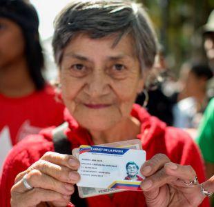 Elecciones en Venezuela: qué son los puntos rojos y el carnet de la patria