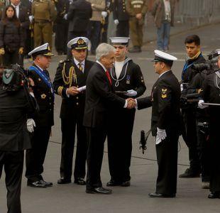 [FOTOS] Revisa las imágenes que dejó la conmemoración del 21 de mayo en Valparaíso