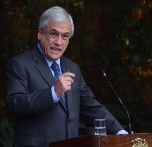 [VIDEO] Sebastián Piñera: Lo que está ocurriendo en Venezuela es algo trágico