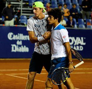 Nicolás Jarry y Christian Garín escalaron al mejor ranking ATP de sus carreras