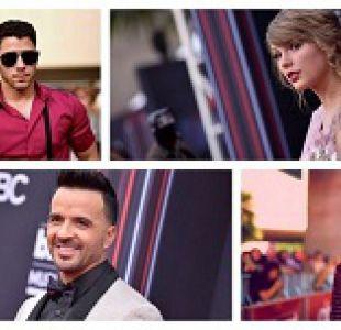 [FOTOS] Los looks más llamativos que dejó la alfombra roja de los Billboard Awards 2018