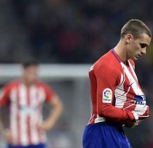 [VIDEO] El llanto de Griezmann tras pifias de simpatizantes del Atlético de Madrid