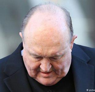 Arzobispo australiano es declarado culpable de encubrir pederastia