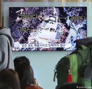 Pyongyang cancela invitación a periodistas surcoreanos a cierre de base nuclear