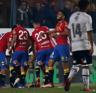 [VIDEO] Goles fecha 14: Unión Española supera a Colo Colo en el Santa Laura