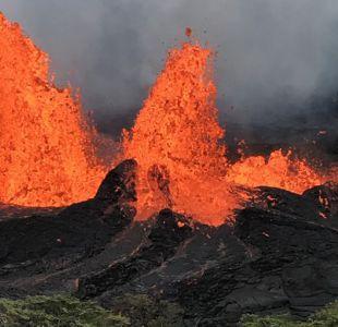 [VIDEO] Lava del Volcán Kilauea afecta fuertemente al turismo