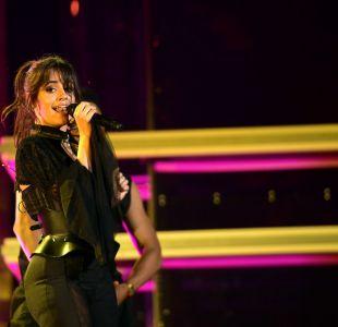Camila Cabello fue internada de urgencia luego de su show en los premios Billboard